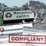 WA government bans plastic bags but turns a blind eye to its biggest landfill source