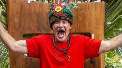 I'm a Celebrity a winner, 10 says, despite finishing third in reality war