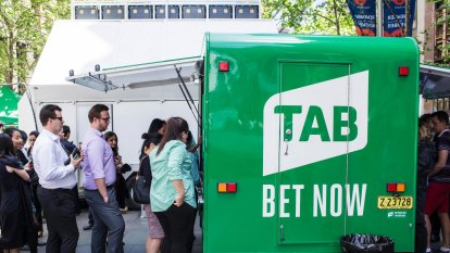 Lotteries keep Tabcorp's profit rising as wagering tumbles