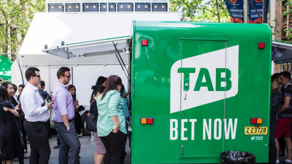 Tabcorp dumps UBET to push the TAB into new states