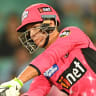 Steve Smith clone knocks the wind out of Hurricanes