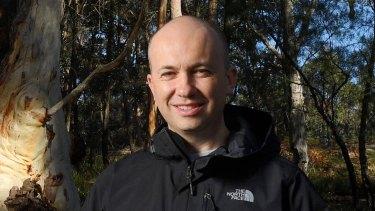 Environment Minister Matt Kean.