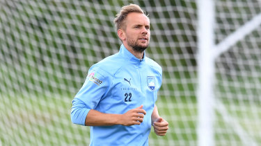 Comeback trail: Siem de Jong has a long history of injuries.