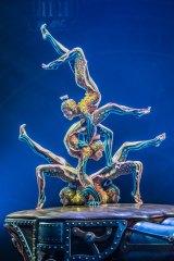 Kurios - Cabinet of Curiosities. Cirque du Soleil.