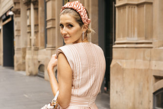 """Kate Waterhouse: """"I'm seeing a lot of colour at the races on the weekends – bright patterns, bold pinks and oranges, all those sunset tones."""""""