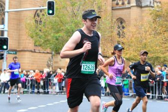 It was shortly after finishing the 2016 City 2 Surf that David Lowe attempted to change his running technique.