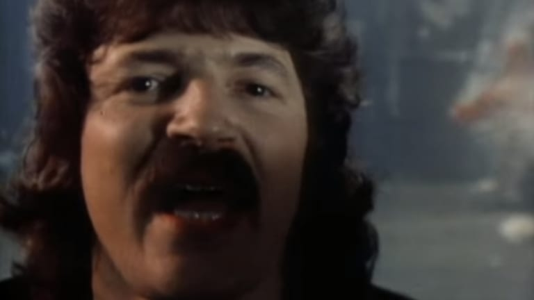 Toto frontman Bobby Kimball in the band's Rosanna heyday.