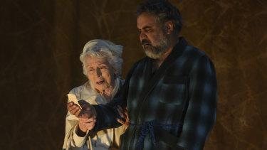 Melissa Jaffer and Wayne Blair in The Long Forgotten Dream.