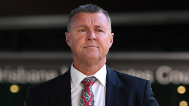 Former CFMEU boss Dave Hanna has been found guilty of corrupt activity relating to the building of his Logan home.