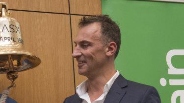 Former Domain boss Antony Catalano.