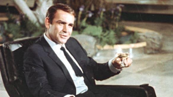 James Bond's brisk martini consumption puts him 'well into the fatal range'