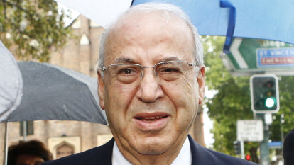 Former Labor MP Eddie Obeid granted parole after three years in prison