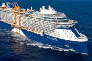 Celebrity Edge cruise ship exterior