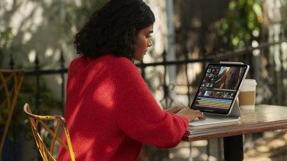 M1 iPad Pro should be a true laptop replacement, but it falls short