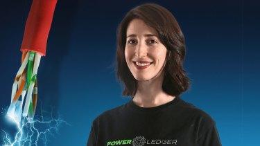 Jemma Green, chair of Power Ledger.