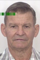 Robert Walker was last seen on Morning Street in Maryborough on February 14.