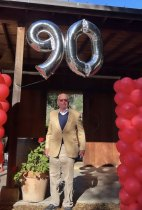 Party Boy: Rupert Murdoch had quiet celebrations for his 90th ahead of a bigger party planned for July.