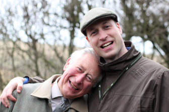 Prince William contracted COVID-19 not long after his father, Prince Charles.