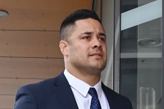 'Promising signs' alleged victim wanted to have sex with Hayne, court told