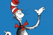 Read and Learn with Dr. Seuss - image taken from this book. Cat In The Hat books.