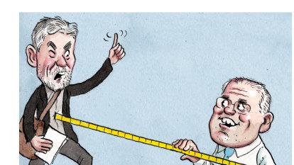 CBD Melbourne: Activist has Morrison in his sights