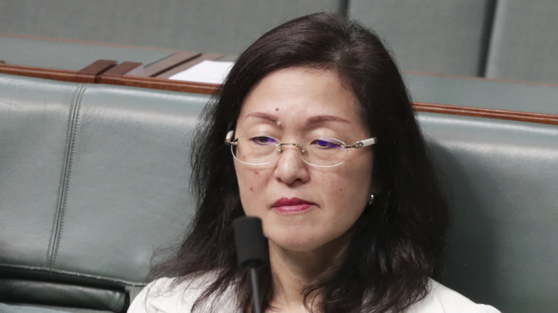 Liberal MP Gladys Liu says she was 'not clear' in gaffe-ridden interview