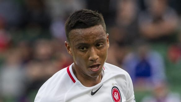 Brother's departure spurred Keanu Baccus to lead Wanderers