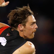 Joe Daniher will line up for the Bombers for an eighth AFL season in 2020.
