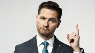 Charlie Pickering has been doing puzzles, watching Bluey and bingeing Unorthodox on Netflix.