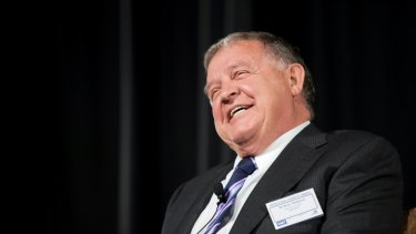 "Veteran hotelier Bruce Mathieson said postponing the Endeavour demerger was ""common sense""."