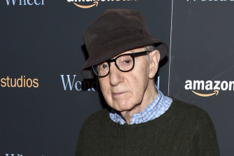 Woody Allen's memoir, Apropos of Nothing, will be released by Grand Central Publishing on April 7.
