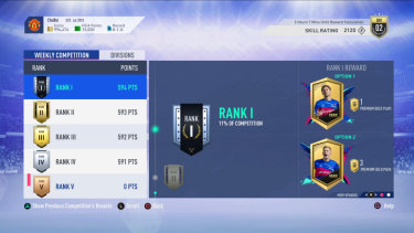 FUT is the go-to mode for competitive players, and those who don't mind dropping some real money.
