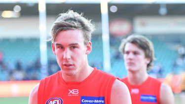 Tom Lynch has informed the Suns that he wants a move to Melbourne.
