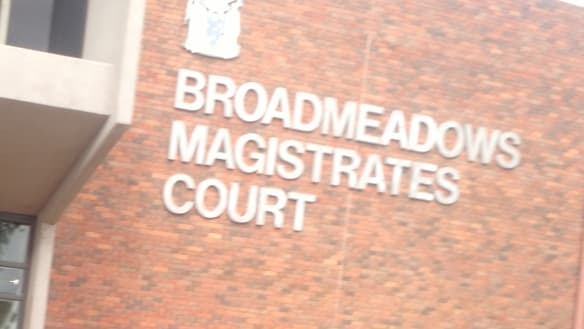 Broadmeadows Magistrates Court.