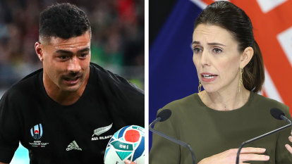 New Zealand PM reprimands Crusaders players for flouting lockdown rules
