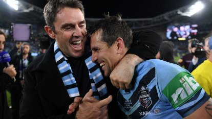 'I just needed to change': How Brad Fittler turned his life around