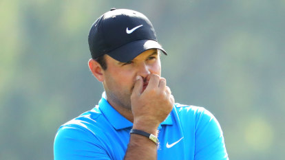Reed revels in reputation as golf's bad boy