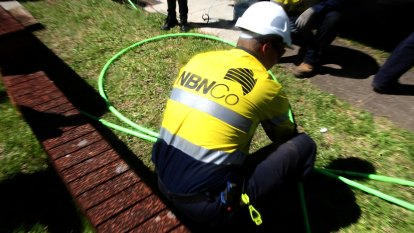 The NBN is coming for me and I can not slip through the net