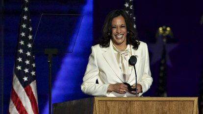 Harris ushers in a new era for women around the world