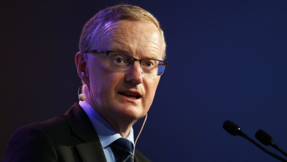 Chinese debt a major risk to Australia, says RBA governor Philip Lowe