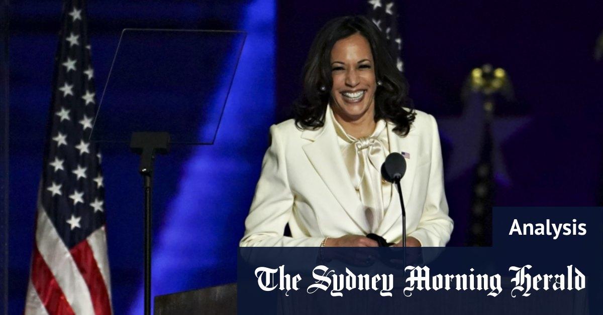Harris ushers in a new era for women around the world – Sydney Morning Herald
