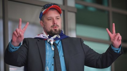Far-right activist admits: 'I lied about meeting WA MPs Hastie, Goodenough'
