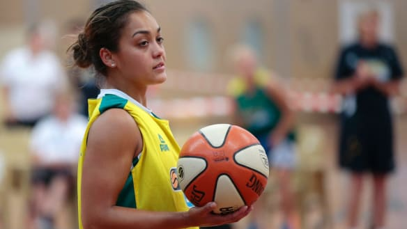 Leilani Mitchell withdraws from Opals' World Cup squad