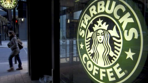 Coffee on the go? Starbucks rolls out home delivery