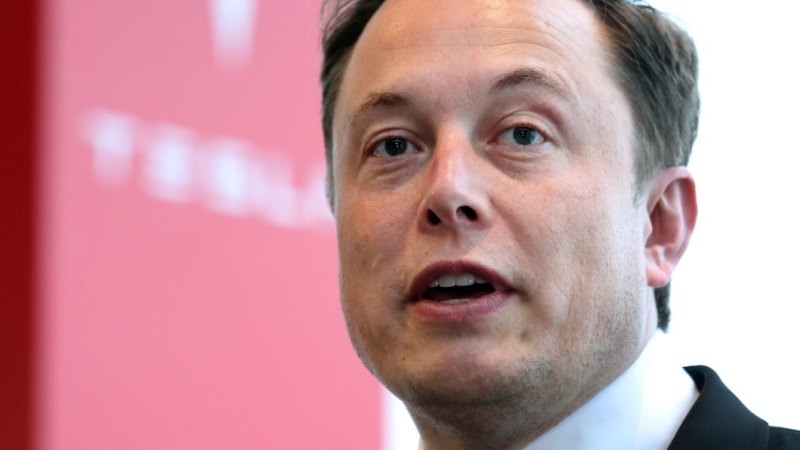 Elon Musk receives: Blue Mountains tunnel proposal from NSW MP