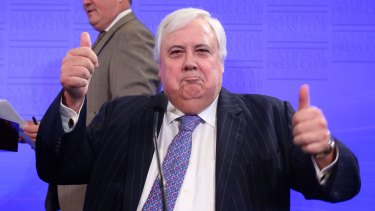 Emergency legislation passed in WA might mean that Queensland businessman Clive Palmer can pursue the Commonwealth for compensation under Australia's free-trade agreements.