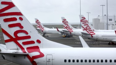Virgin's administrators say they want a new owner locked down within three months.