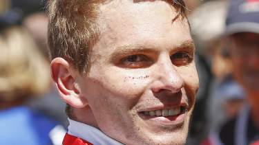 Victorian jockey Ben Melham has been charged by Racing Victoria stewards.