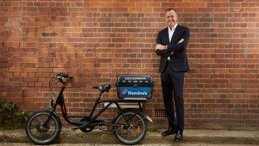 Domino's Pizza chief executive Don Meij.