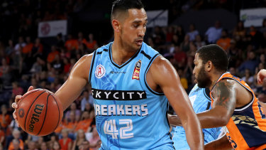Power forward Tai Wesley has signed on  with the South East Melbourne Phoenix.